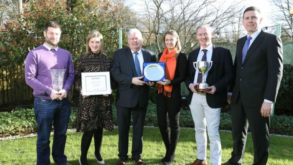 GII grain growers awards winners