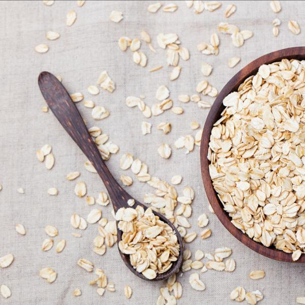 Bowl of Glanbia Ireland Ingredients Gluten free oats
